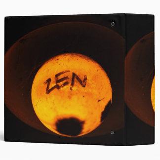 """Zen 2"""" binder"""