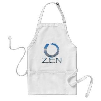zen-2 delantal