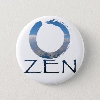 zen-2 pinback button
