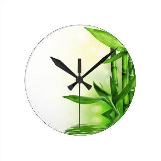 zen 3 round wall clock