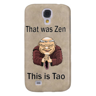 Zen and Tao Galaxy S4 Cover
