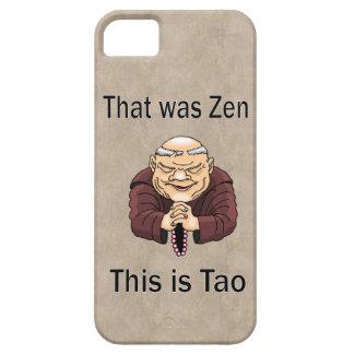 Zen and Tao iPhone SE/5/5s Case