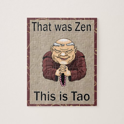 Zen and Tao Jigsaw Puzzles