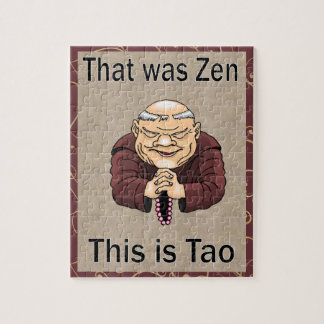 Zen and Tao Puzzles
