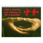 Zen and the Martial Arts Calendar