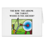 zen archery koan cards