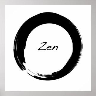 Zen Art Posters