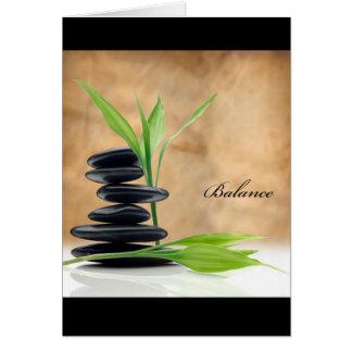 Zen Balance Card