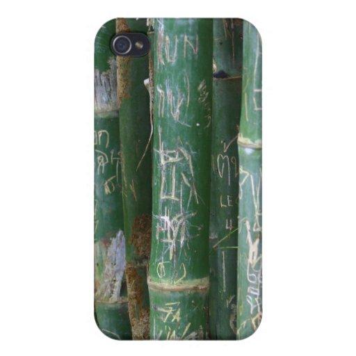 Zen Bamboo iPhone 4/4S Cover