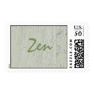 'Zen Bamboo'  Postage