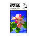 Zen Blossoms Postage