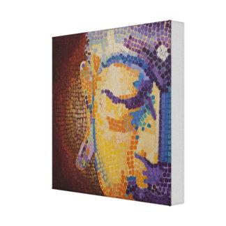 Zen Buda Impresión En Lienzo Estirada