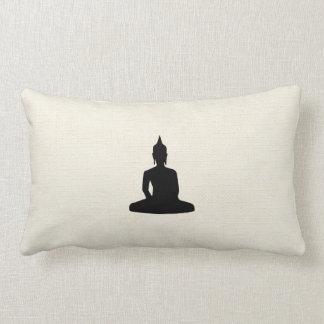 Zen Buda Meditating que se sienta Almohada