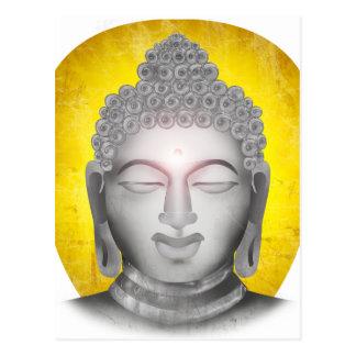 Zen Buda Tarjeta Postal