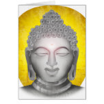 Zen Buddha Card
