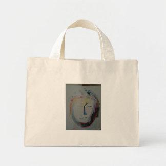 Zen Buddha Mini Tote Bag