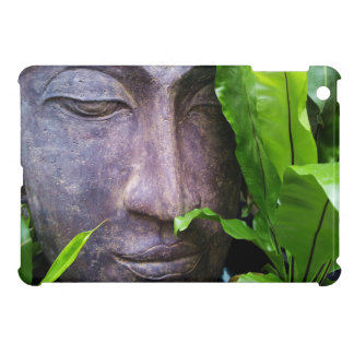 Zen Buddha Serenity Garden Green Leaves Cover For The iPad Mini