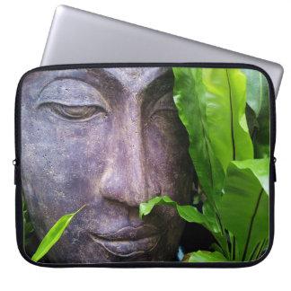 Zen Buddha Serenity Laptop Case