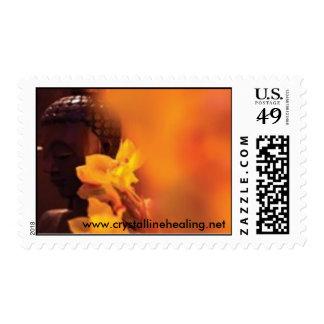 Zen Buddha Stamp