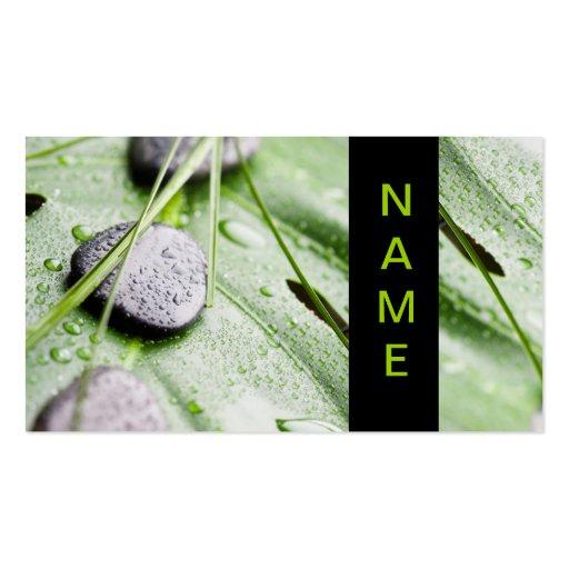 Zen business card zazzle for Zen business cards