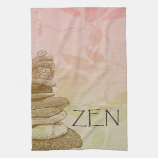 Zen Cairn Kitchen Towels