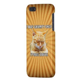 Zen Cat iPhone SE/5/5s Cover