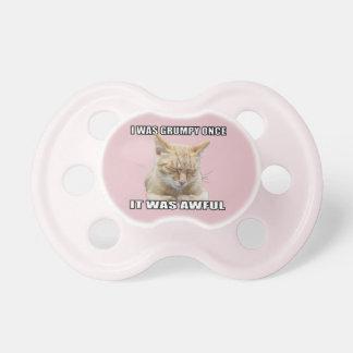 Zen Cat Baby Pacifier