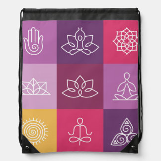 zen, chakra, yoga, paz, ohmio, tranquilty, loto, mochila