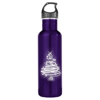 Zen Christmas Custom Bottles