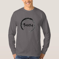 Zen Circle - Inspirational Yoga Shirts for Men