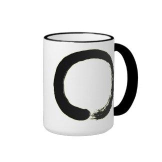 ZEN CIRCLE RINGER COFFEE MUG