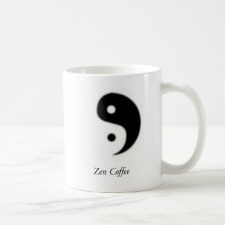 Zen Coffee Coffee Mug