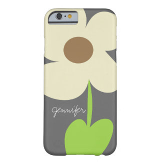 Zen Daisy Personalized iPhone 6/6S Case