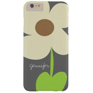 Zen Daisy Personalized iPhone 6/6S Plus Case