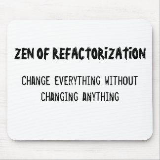 Zen de Refactorization Tapete De Ratones