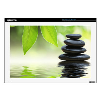 "Zen Decal For 17"" Laptop"