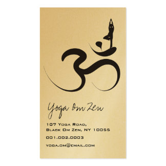 Zen del ohmio de OM del símbolo del logotipo del n