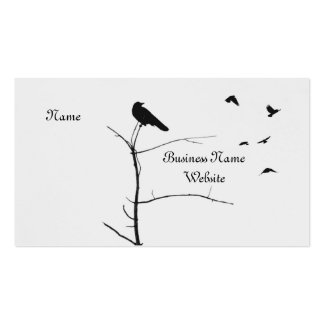 Zen Double-Sided Standard Business Cards (Pack Of 100)