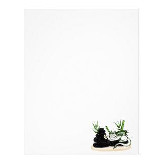 Zen Dragon Letterhead