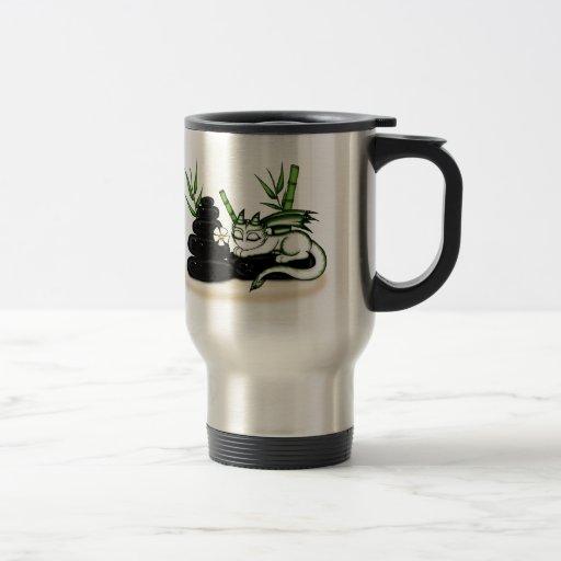 Zen Dragon Coffee Mugs