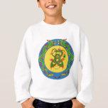 zen dragon ring sweatshirt