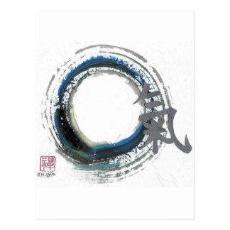 Zen Energy, Enso Postcard