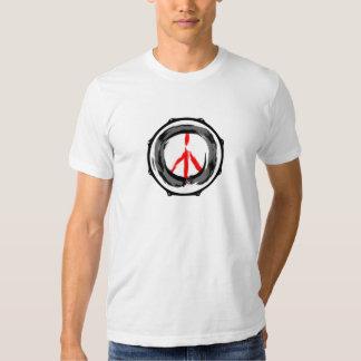 Zen Enso Bass Drum Peace T-Shirt