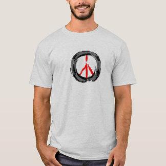 Zen Enso Symbol Peace Tee Shirt