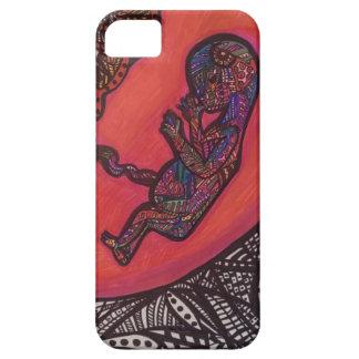 Zen fetus iPhone 5 cover