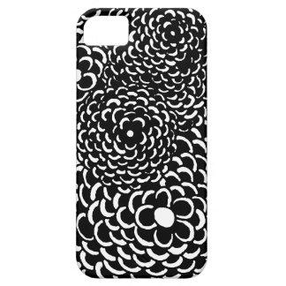 Zen Flowers iPhone SE/5/5s Case