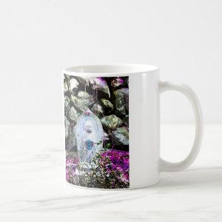 Zen Forest Buddha mug