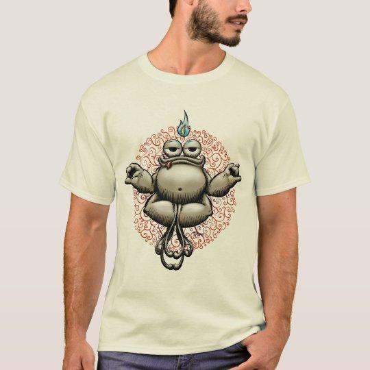 Zen Frog -light T-Shirt