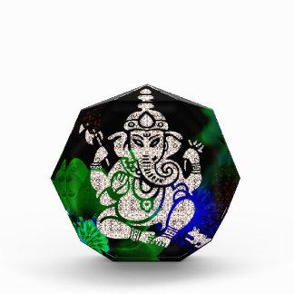 Zen Ganesh Acrylic Award