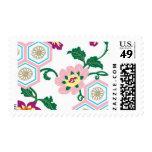 Zen Garden Flower Pattern C by Ceci New York Stamps